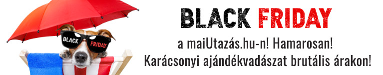 Black Friday a Maiutazas.hu-n! Hamarosan!