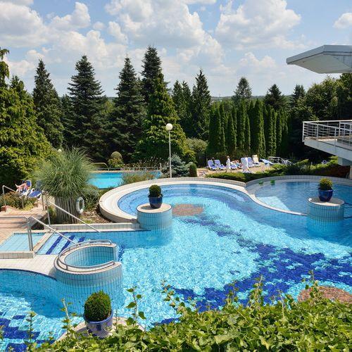 Danubius Health Spa Resort Aqua Hévíz ★★★★