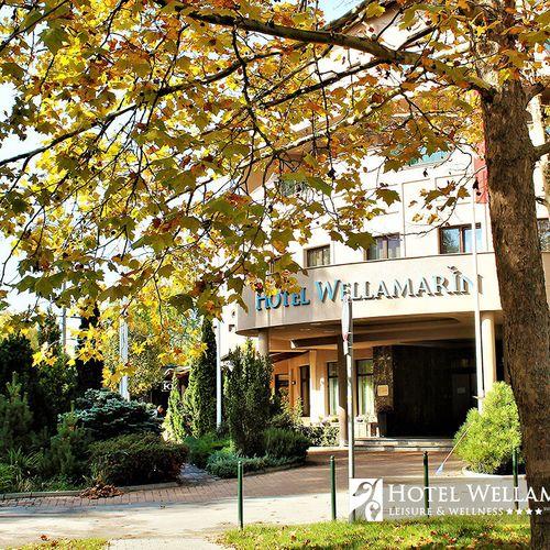 Hotel Wellamarin Zamárdi & Spa Hotel ★★★★+superior