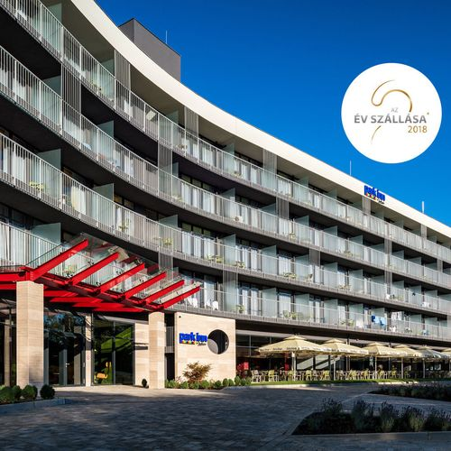 Park Inn by Radisson Zalakaros Resort & Spa Hotel ★★★★+superior