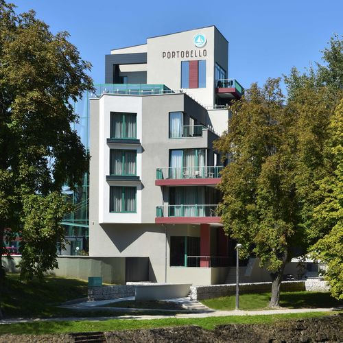Portobello Wellness & Yacht Hotel ★★★★ Esztergom